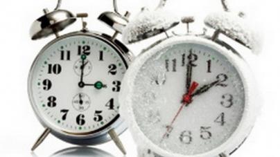 Počinje zimsko računanje vremena