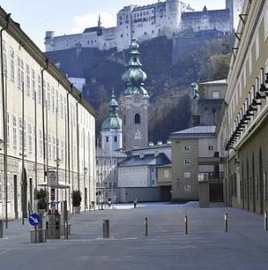 U Austriji počeo lockdown, zabrana kretanja tokom cijelog dana
