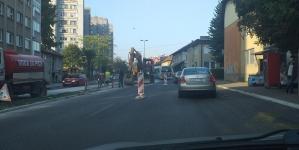 Obavještenje o izmjeni režima saobraćaja – raskrsnica Paša Bunar