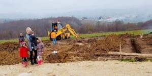 Samohrana majka i njeno troje djece dobit će novu kuću