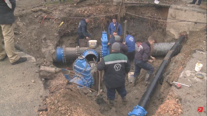 Radovi u ulici Armije RBiH završeni, uskoro se očekuje normalizacija vodosnabdijevanja