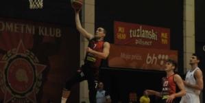 Treća pobjeda u nizu: Košarkaši Slobode slavili u Kaknju