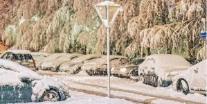 Upaljen alarm zbog padavina, očekuje se i snijeg debljine do 15 centimetara