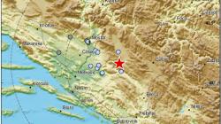 Zemljotres jačine 3,1 stepen po Rihteru potresao BiH, epicentar kod Mostara