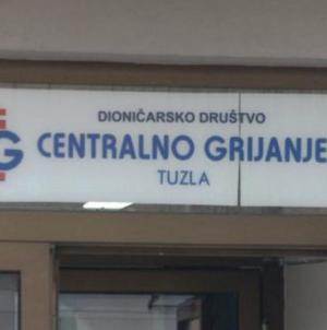 Elektroprivreda BiH povećala cijenu Centralnom grijanju Tuzla za isporuku toplotne energije