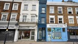 Najuža kuća u Londonu se prodaje za 1,3 miliona dolara