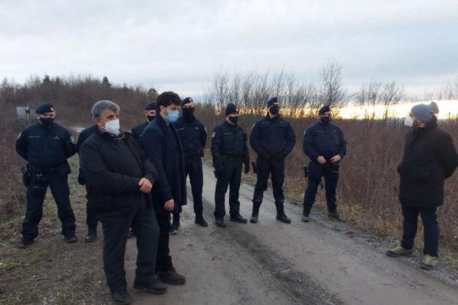 Hrvatska sada optužuje BiH: Trebali su dovesti migrante pred EU parlamentarce