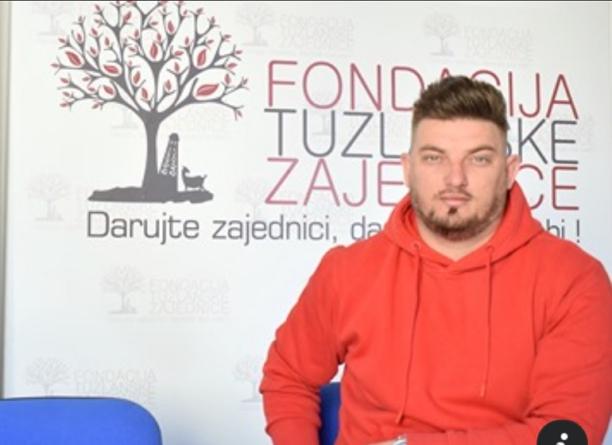 Nema ni jedne slike iz djetinjstva: Edin Šerifović gorovori o boravku u Domu za djecu bez roditeljskog staranja u Tuzli