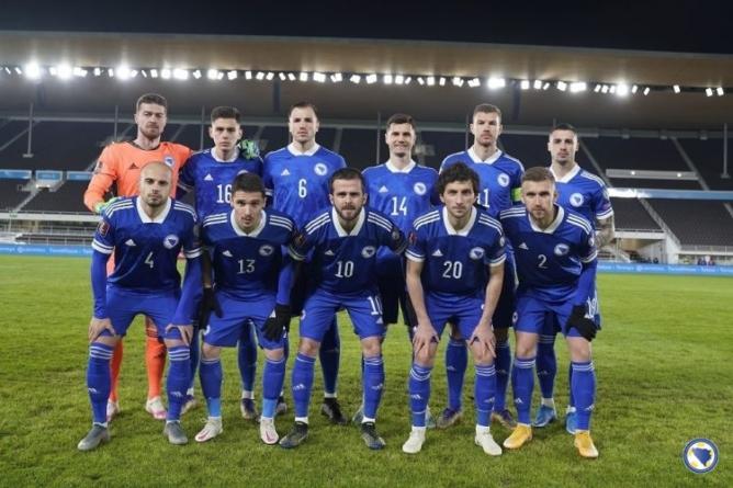 Fudbalska reprezentacija BiH, večeras na sarajevskoj Grbavici dočekuje aktuelnog prvaka svijeta, Francusku