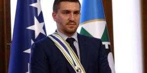 Jasmin Ademović izabran za predsjedavajućeg Gradskog vijeća Sarajeva