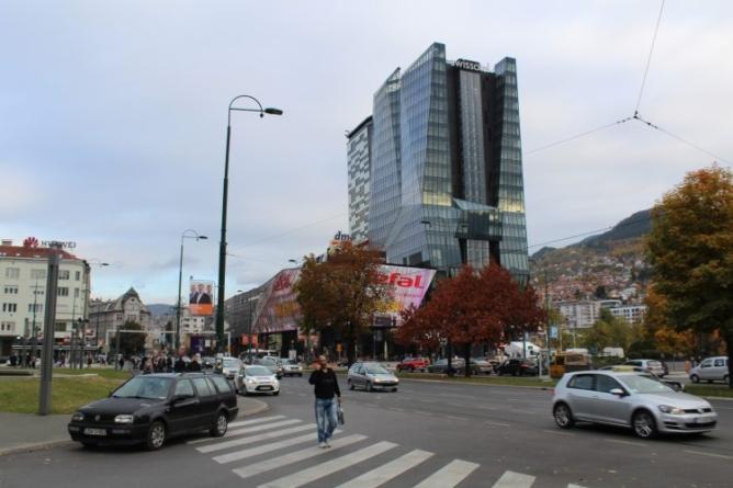 Ministar: Još samo vojsku u ratnoj opremi da uputimo u tržne centre u Sarajevu