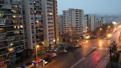Policija u TK opominjala sinoć građane da je zabrana kretanja još uvijek od 21 sat