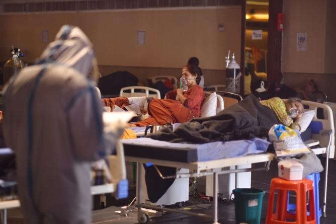 Korona haos u Indiji: Bolnice pred kolapsom, a broj umrlih premašio 200.000