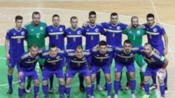Futsal reprezentacija BiH večeras protiv Srbije završava kvalifikacije za EURO 2022