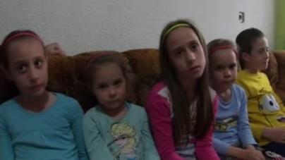 Nermin i Erna iz Tuzle imaju devetero djece: Oni su naše najveće bogatstvo