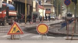 Počeli radovi u ulici Mirze Delibašića /VIDEO/