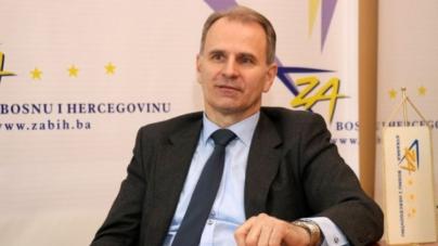 Jerlagić podnio ostavku na mjesto predsjednika Stranke za BiH