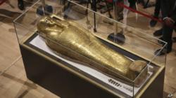 Egipat se sprema za povorku faraona, mumije će prevoziti zlatnim kočijama