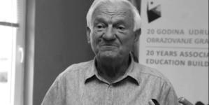 U Sarajevu preminuo Jovan Divjak, general Armije Bosne i Hercegovine