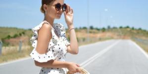 Tačkaste haljine ponovo u trendu
