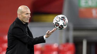 Zidane napustio Real Madrid!