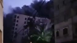 Objavljen snimak rušenja zgrade u Gazi tokom izraelskog zračnog napada