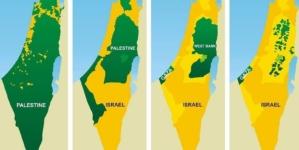 Kako je Izrael kroz decenije preuzimao teritoriju Palestine