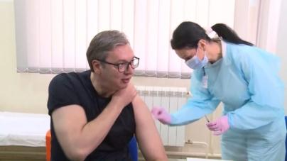 Vučić: Po 25 eura svima koji se vakcinišu do kraja maja