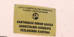 SSS BiH smatra da najniža plata u Federaciji treba iznositi 1.000 KM