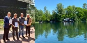 """Potpisana Deklaracija """"Za zaštitu i očuvanje sportsko-rekreacione zone Šićki Brod"""""""