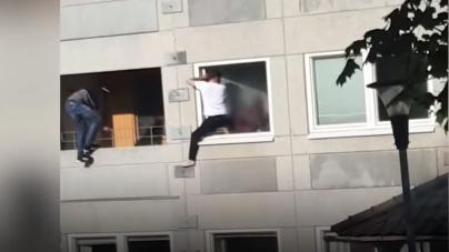 Herojska reakcija Bosanca koji je u Švedskoj spasio ženu iz požara