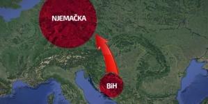 """Građani BiH sada mogu u Njemačku """"iz bilo kojeg razloga"""""""