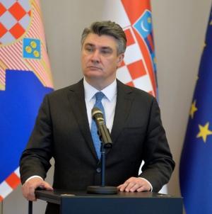 Predsjednik Hrvatske Zoran Milanović dolazi u prvu posjetu Bosni i Hercegovini