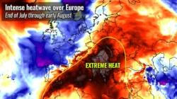 Narednih dana Balkan očekuju ekstremne vrućine, temperature i do 45 stepeni